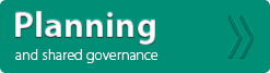 Planning and Shared Governance