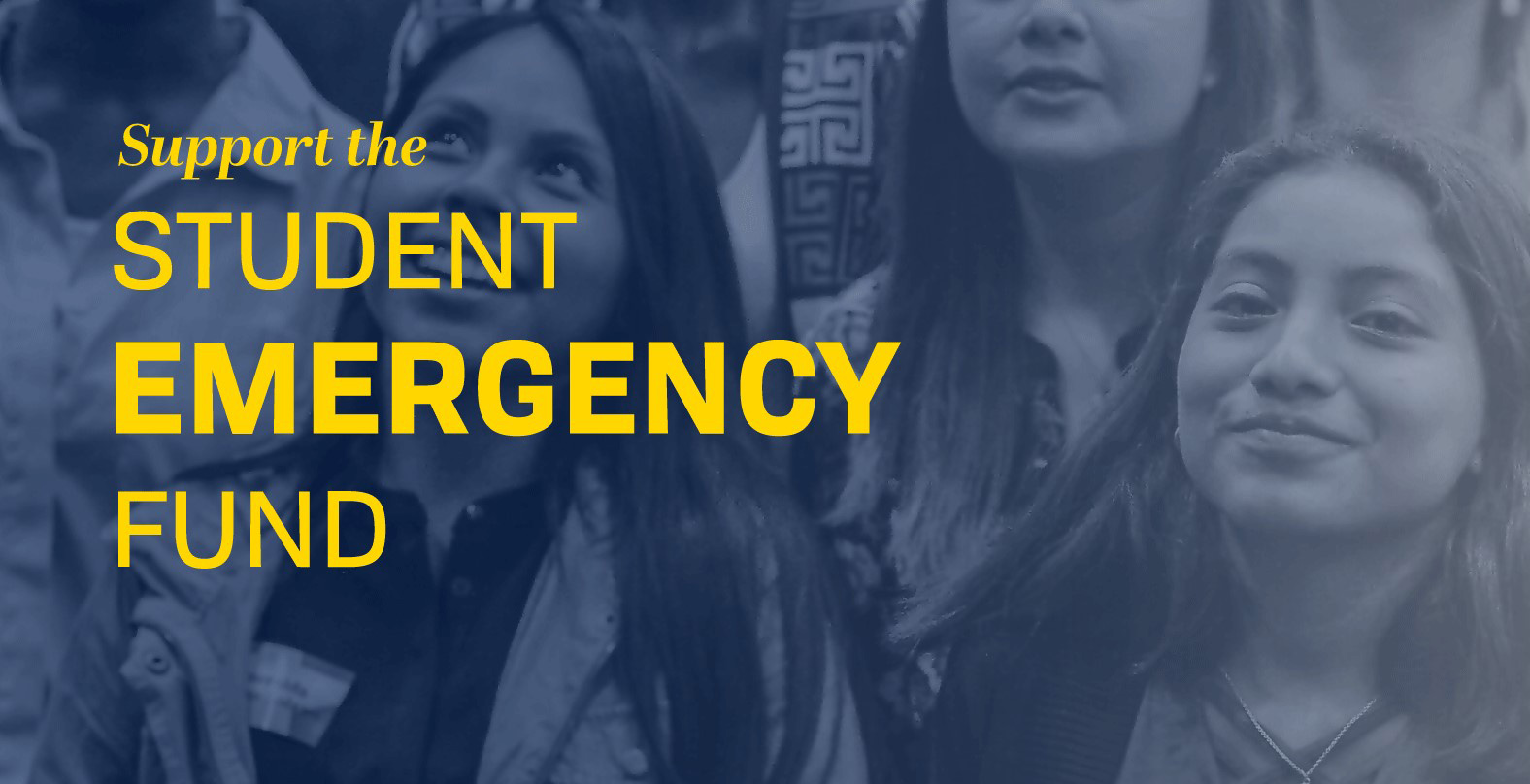 Support the Student Emergency Fund