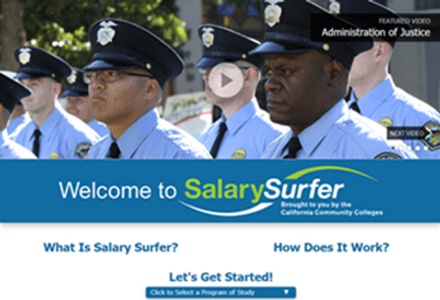 Salary Surfer